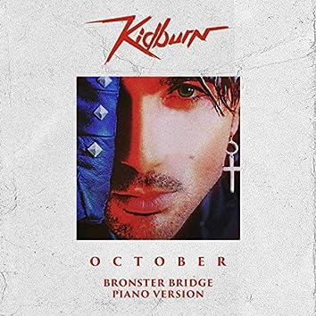 October (feat. Kidburn)