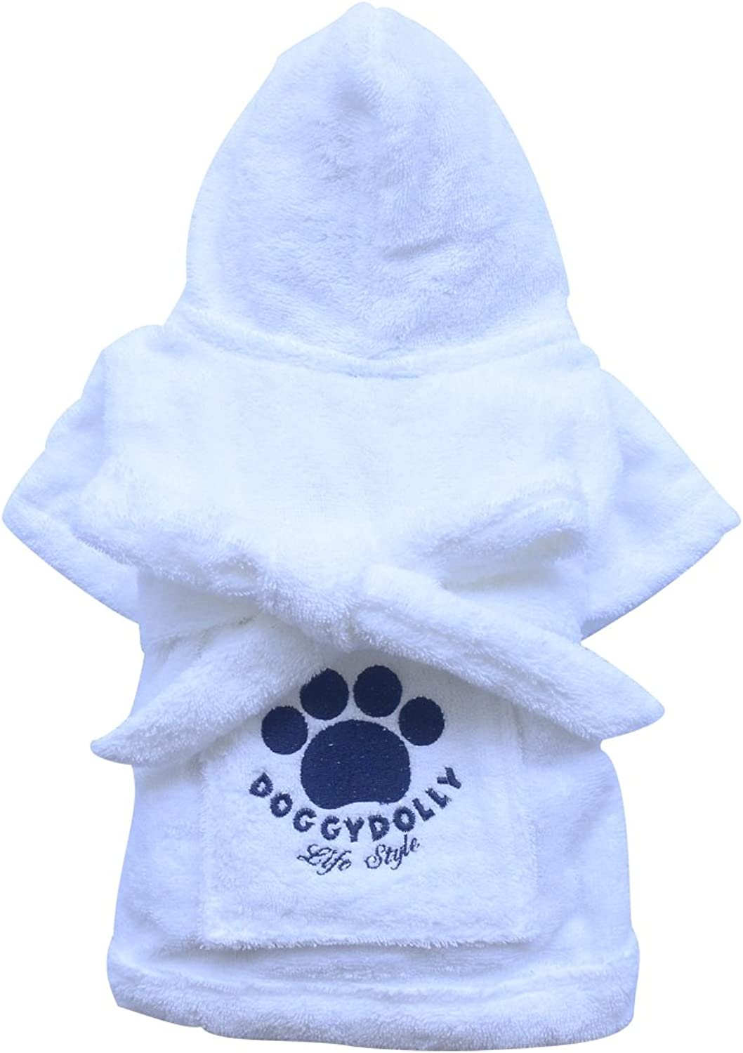 Bath Robe Drf001Xl from Doggydolly