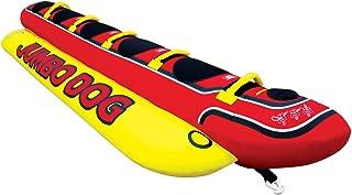 Kwik Tek Jumbo Dog Inflatable Towable (Renewed)