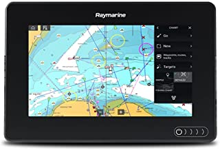 Raymarine E70365 Axiom 7 RV Multifunction Display with Integrated RealVision 3D, 600W Sonar