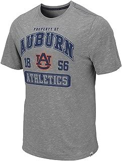Mens Auburn Tigers Campinas Short Sleeve Tee Shirt