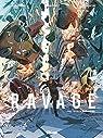 Ravage, BD tome 1 par Morvan