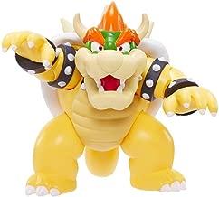 World of Nintendo Super Mario 6-Inch Bowser Figure