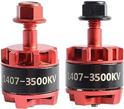AKK 1407 3500KV Brushless Motor CW CCW 3-4S lipo for FPV Racing Quadcopter Drone