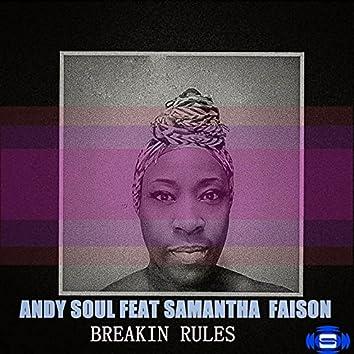 Breaking Rules (feat. Samantha Faison)