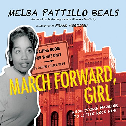 March Forward, Girl audiobook cover art