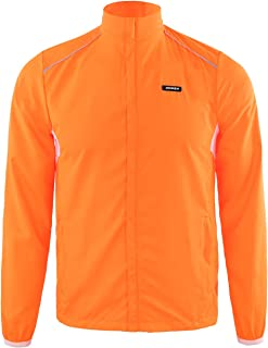 DONEN Cycling Lightweight Waterproof&Wind Proof Jacket with UV Protection Bike Breathable Outdoor Sports Wear