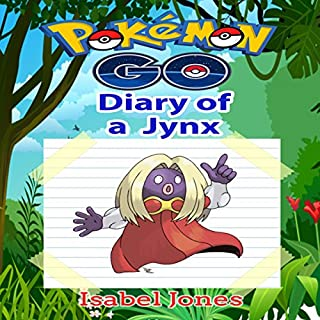 Pokemon Go: Diary of a Jynx cover art