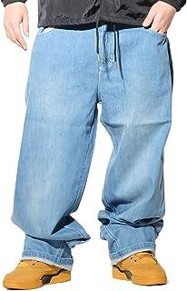 [SOUTHPOLE(サウスポール)] ジーンズ メンズ デニムパンツ 極太 バギーパンツ 大きいサイズ CLASSIC BAGGY ORIGINAL FIT
