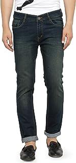 Ben Martin Men's Regular Fit Denim Jeans(BM-JNS-.LIGHTGREY)