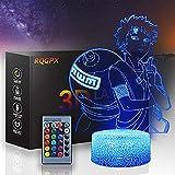Lámpara de ilusión LED 3D Gaara de 16 colores que cambia la...