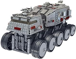1497 PCS Building Block UCS Juggernaut Armored Vehicle, Puzzle Toy Technic Super Racing RC Car Kit, Model Building Blocks ...