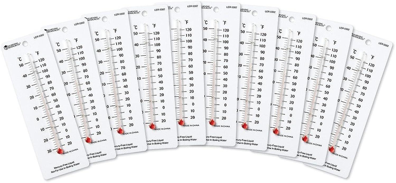 Konstruktive Spiel auseinanderzuhalten 0302 0302 0302 Student Thermometer (10 Stück) B00ZOP9HWS | Angenehmes Gefühl  a8f0f5