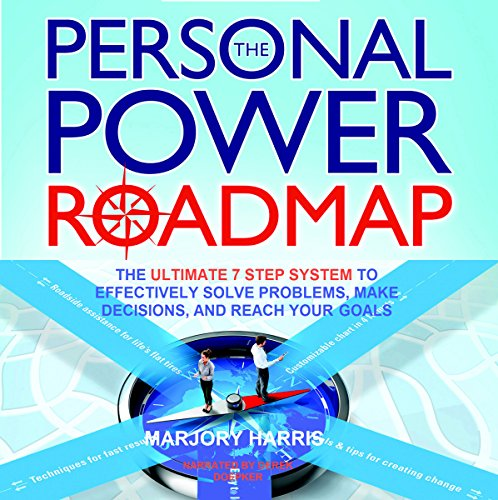 The Personal Power Roadmap audiobook cover art