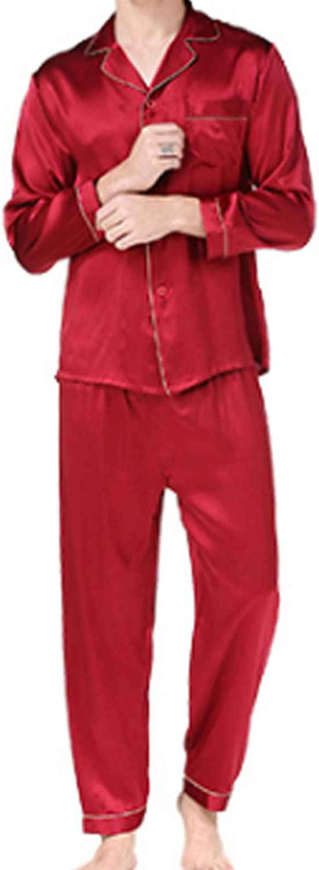 Men'S Short Pajamas Set For Men 2Pc Sleepwear Cream Color Xl