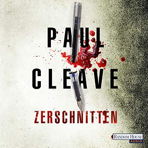 Zerschnitten                   Autor:                                                                                                                                 Paul Cleave                               Sprecher:                                                                                                                                 Martin Keßler                      Spieldauer: 11 Std. und 27 Min.     109 Bewertungen     Gesamt 3,9