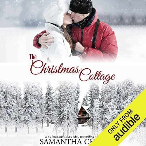 The Christmas Cottage audiobook cover art