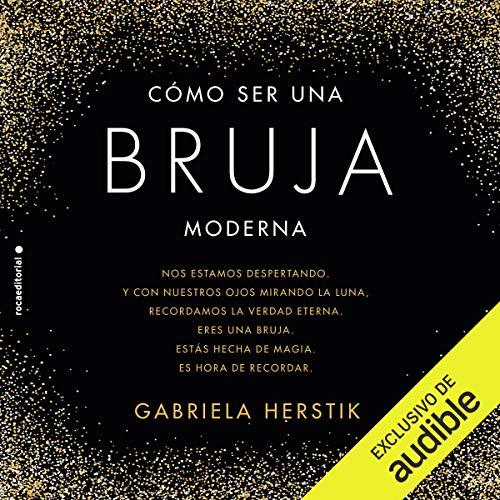 Diseño de la portada del título Cómo ser una bruja moderna