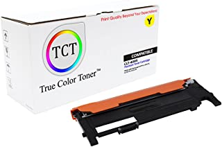 TCT Premium Compatible Toner Cartridge Replacement for Samsung CLT-Y409S Yellow Works with Samsung CLP-315 315W 310 310N, CLX-3170 Printers (1,000 Pages)
