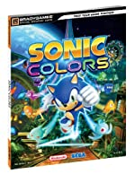 Sonic Colors - Official Strategy Guide de Rick Barba
