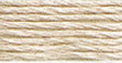 Color Rosa Oscuro y Sedoso Seis hebras DMC 117-3731 Hilo de Hilo de algod/ón Trenzado de moulina 8.7 Yardas