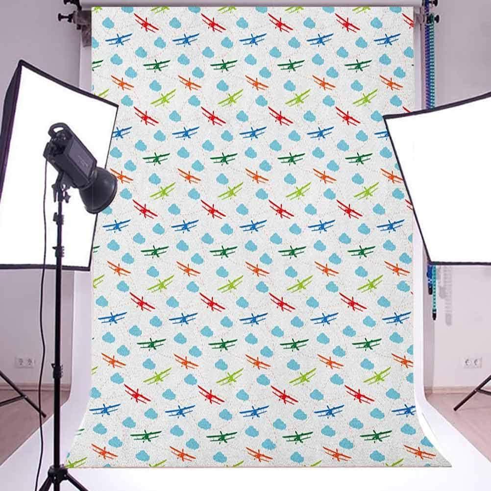 8x12 FT Japanese Dragon Vinyl Photography Backdrop,Far Water Dragon Splashing Waves Legend Creature Background for Baby Birthday Party Wedding Graduation Home Decoration