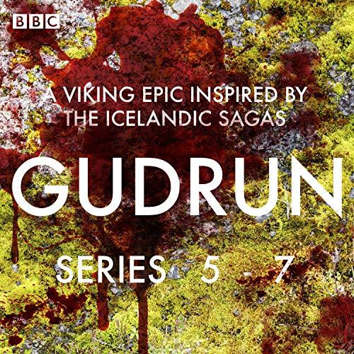 Gudrun: Series 5-7 cover art