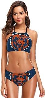 Best chicago bears bikini Reviews