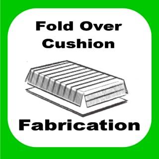 Fold Over Cushion Fabrication