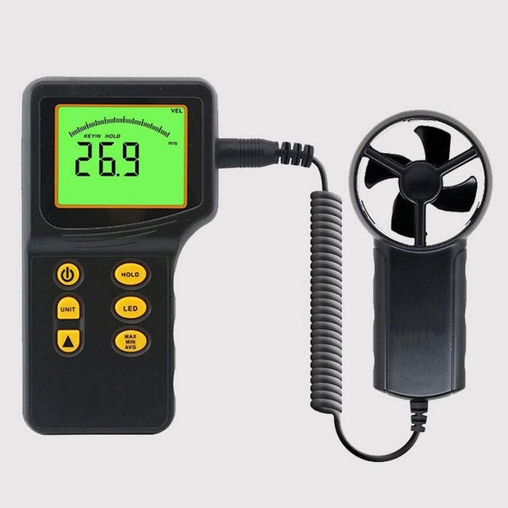 ZUQIEE Anemometer Handheld Wind Speed Measuring Bargain trust for Meter S