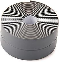 SANON Tape Kitstrip Waterdichte Kitstrip Zelfklevende Pvc-Afdichting Reparatietape Voor Badkuip Badkamer Douche Toilet Keu...