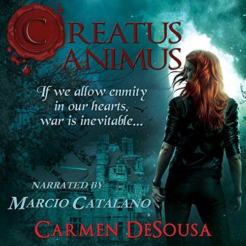Creatus Animus audiobook cover art