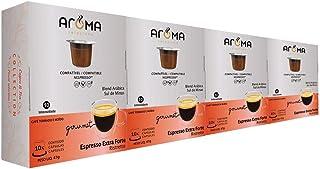 150 Cápsulas Para Nespresso - Café Extra Forte - Cápsula Aroma
