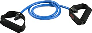 SPRI Deluxe Xertube Resistance Band Exercise Cords with Foam Padded Handles (All Bands Sold Separately)