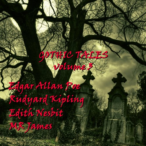 Gothic Tales of Terror: Volume 3 cover art
