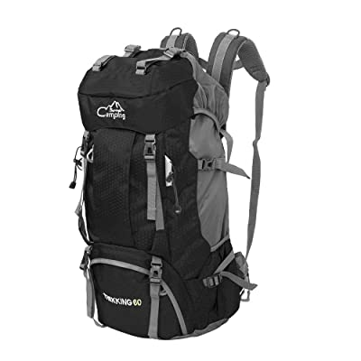 60L Waterproof Backpack, Ultra Lightweight Pack...