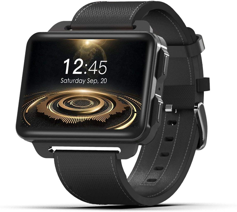 DEjasnyfall DM99 Smart Watch Phone 1 GB + 16 GB 2,2 Zoll für Android 5.1 GPS WiFi (schwarz)