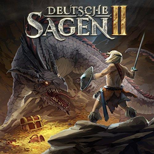 Page de couverture de Deutsche Sagen 2