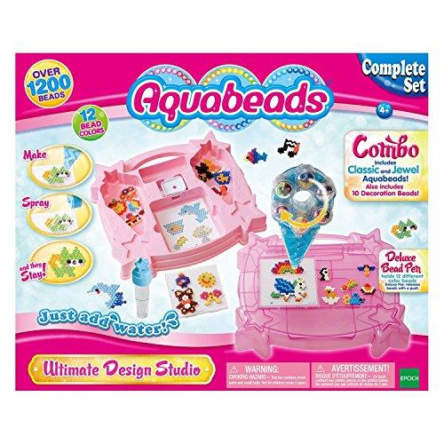 Aquabeads 31539 - Kinder Bastelset - Ultimate Deluxe Studio