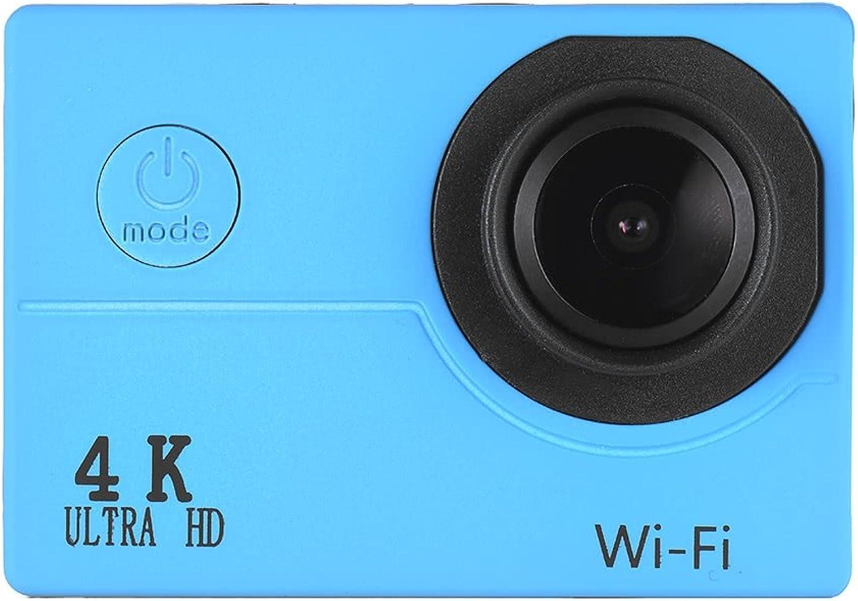 nuevo sádico Wenquan,1080P 2.0 LCD WiFi Impermeable 40M Action Sports Camera(Color Camera(Color Camera(Color Azul)  Garantía 100% de ajuste