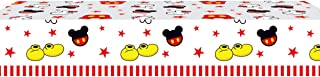 Mickey Mouse Party Tablecloth |70.8 x 42.5 Inch| Mickey Party Supplies