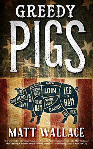 Image of Greedy Pigs: A Sin du Jour Affair (A Sin du Jour Affair, 5)