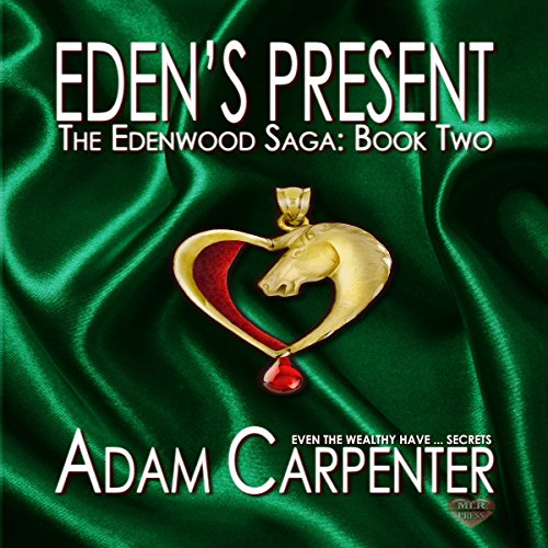 Eden's Present audiobook cover art