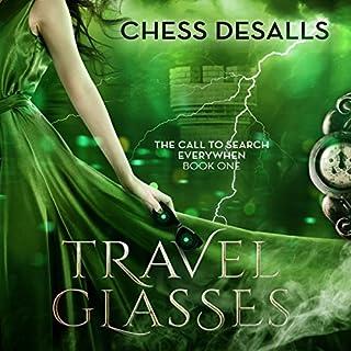 Travel Glasses audiobook cover art
