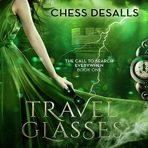 Travel Glasses audiobook cover art