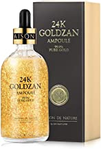 24k GOLDZAN AMPOULE 99.9% Pure Gold Serum of The Year in Korea - Maison de Nature - By Skinature