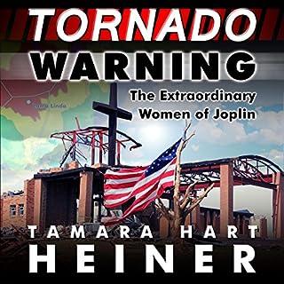 Tornado Warning audiobook cover art