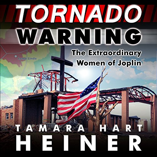 Tornado Warning audiobook cover art