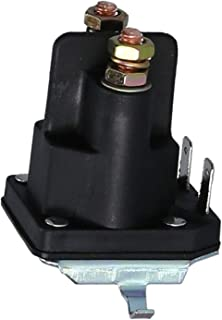 Substituição de AYP Adaskala Craftsman Poulan marca 582042801 solenóide de partida preta