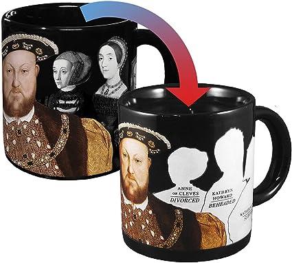 This Henry VIII Disappearing Coffee Mug